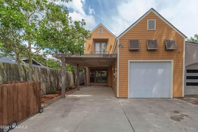 104 Richardson Avenue C, Lafayette, LA 70503 (MLS #21006162) :: Keaty Real Estate