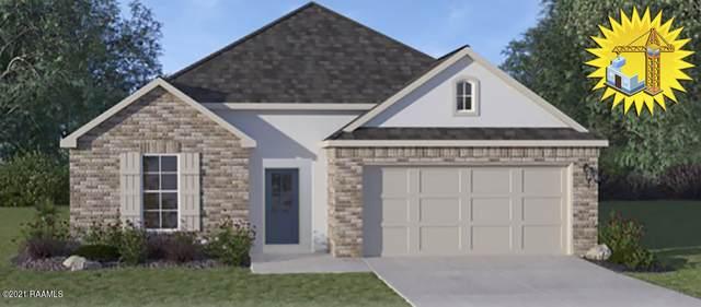 119 Jeanne Picard Drive, Maurice, LA 70555 (MLS #21006172) :: Keaty Real Estate