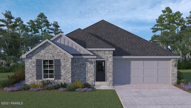 210 Starlight Drive, Lafayette, LA 70501 (MLS #21006180) :: Keaty Real Estate