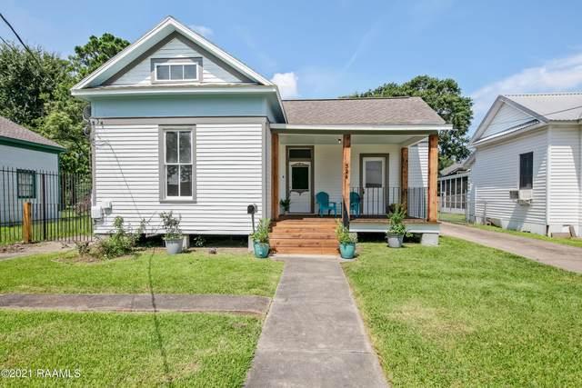 324 Monroe Street, Lafayette, LA 70501 (MLS #21006182) :: United Properties