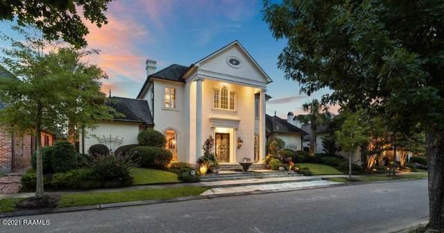 209 Princeton Woods Loop, Lafayette, LA 70508 (MLS #21006193) :: Becky Gogola