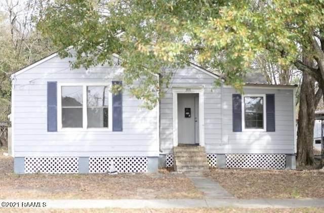 300 Cedar Crest Court, Lafayette, LA 70501 (MLS #21006210) :: Keaty Real Estate