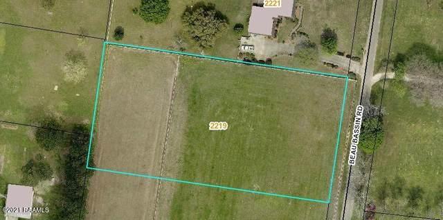 2219 Beau Bassin Road Road, Carencro, LA 70520 (MLS #21006217) :: Keaty Real Estate