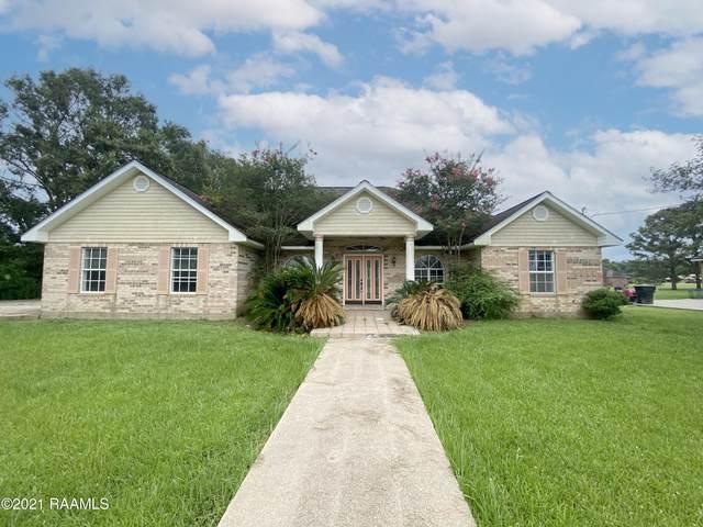 5829 Amy Street, Abbeville, LA 70510 (MLS #21006225) :: Keaty Real Estate