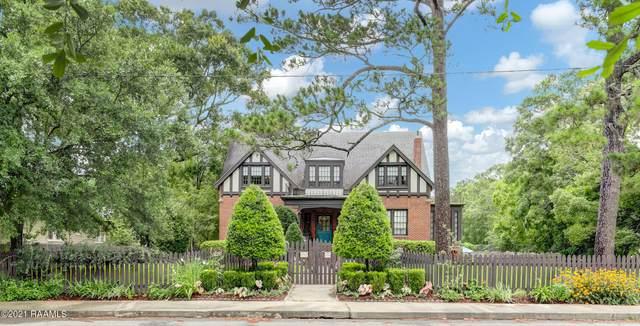 715 E Main Street, New Iberia, LA 70560 (MLS #21006253) :: Keaty Real Estate