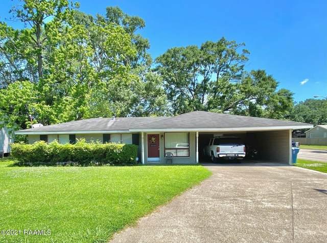 113 Brookside Drive, Lafayette, LA 70506 (MLS #21006267) :: Keaty Real Estate