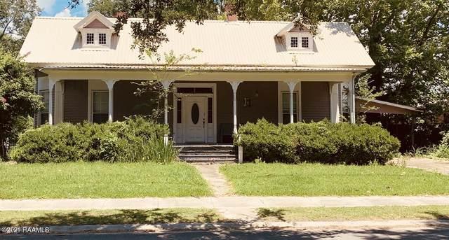304 Landrum St., Melville, LA 71353 (MLS #21006284) :: United Properties