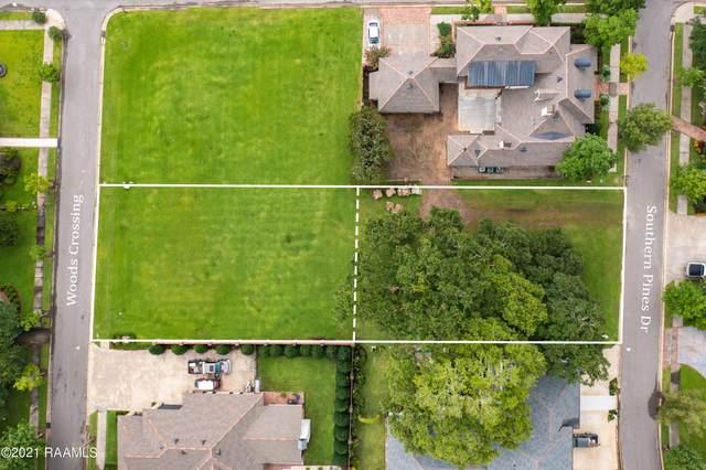 406 Woods Crossing, Lafayette, LA 70508 (MLS #21006306) :: United Properties