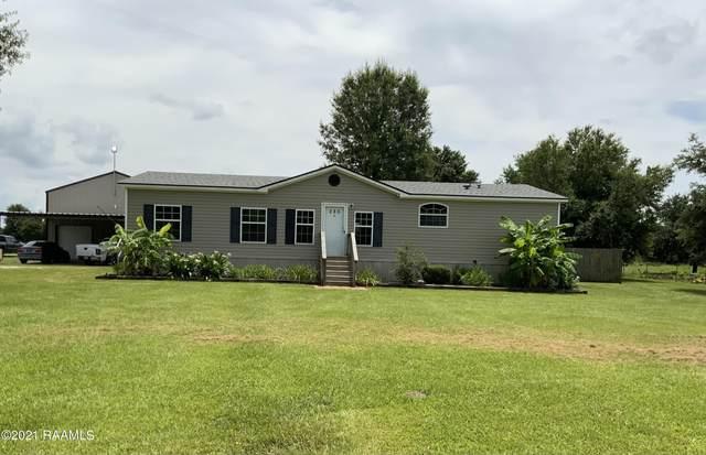 285 Eugene Dupuis Lane, Rayne, LA 70578 (MLS #21006329) :: Keaty Real Estate