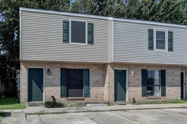 100 Winchester #610, Lafayette, LA 70506 (MLS #21006330) :: United Properties