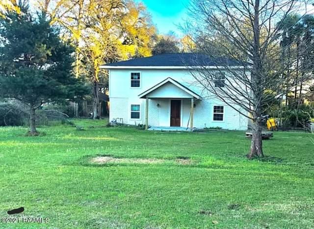 307 Oak Coulee Drive, Lafayette, LA 70507 (MLS #21006352) :: Keaty Real Estate