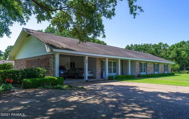 215 S Thompson Street, Ville Platte, LA 70586 (MLS #21006377) :: Keaty Real Estate