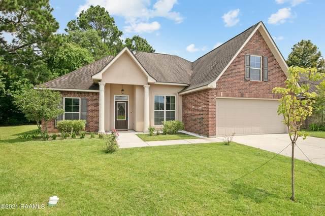 311 Sun Ridge Street, Youngsville, LA 70592 (MLS #21006383) :: Keaty Real Estate