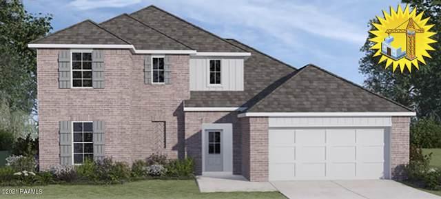 6908 Spring Lake Drive, Maurice, LA 70555 (MLS #21006419) :: Keaty Real Estate