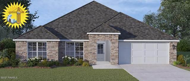 6910 Spring Lake Drive, Maurice, LA 70555 (MLS #21006420) :: Keaty Real Estate