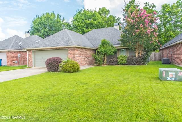 326 Saint Matthias Drive, Carencro, LA 70520 (MLS #21006432) :: Keaty Real Estate
