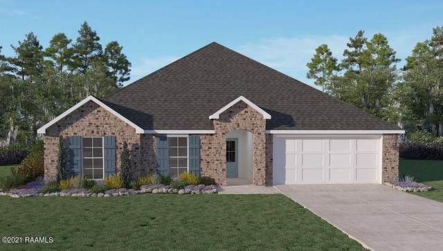 221 South Lakepointe Drive, Lafayette, LA 70506 (MLS #21006467) :: United Properties