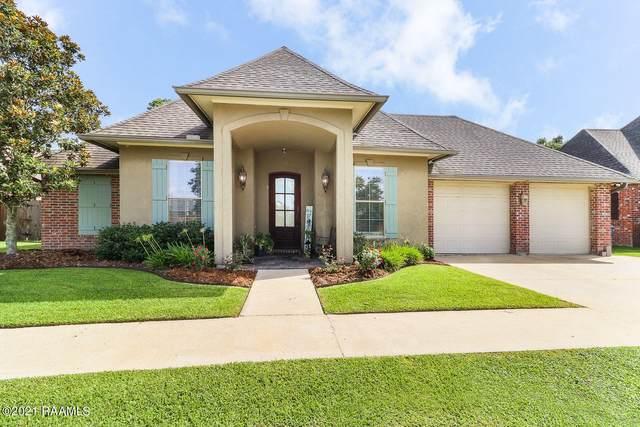 304 Chevalier Boulevard, Lafayette, LA 70503 (MLS #21006474) :: Keaty Real Estate