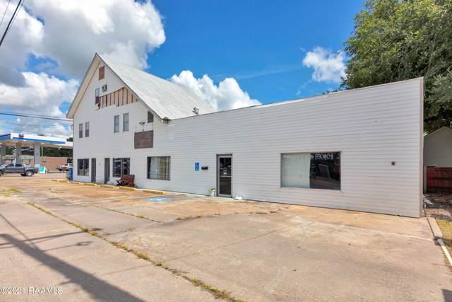 105 E Hwy 14, Delcambre, LA 70528 (MLS #21006501) :: Keaty Real Estate