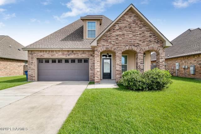 116 Arrowwood Road, Youngsville, LA 70592 (MLS #21006504) :: Keaty Real Estate