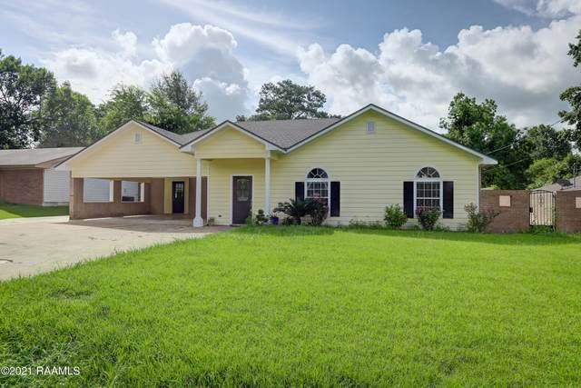 122 Shadycrest Avenue, Lafayette, LA 70501 (MLS #21006516) :: Keaty Real Estate
