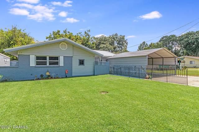 1507 Anderson Street, New Iberia, LA 70560 (MLS #21006555) :: Keaty Real Estate