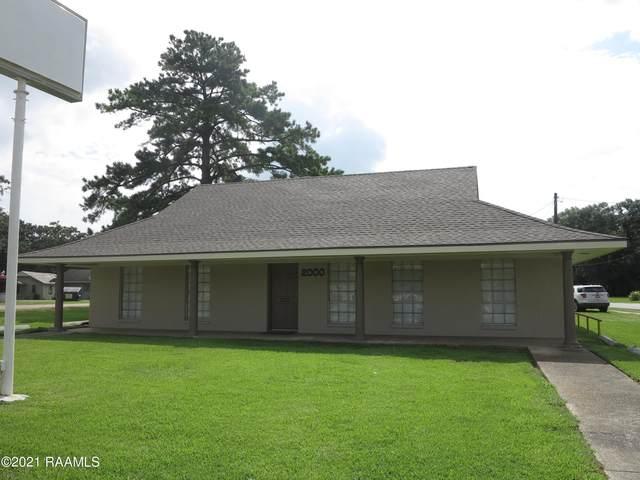 2000 Moss Street, Lafayette, LA 70501 (MLS #21006580) :: United Properties