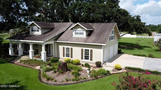 116 Cameo Drive, Scott, LA 70583 (MLS #21006588) :: Keaty Real Estate
