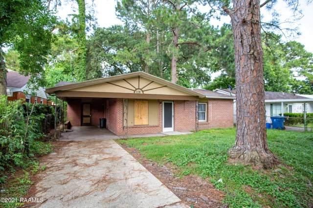 108 Darrel Street, Lafayette, LA 70501 (MLS #21006592) :: Keaty Real Estate