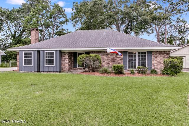 104 N William Drive, Lafayette, LA 70506 (MLS #21006596) :: Keaty Real Estate