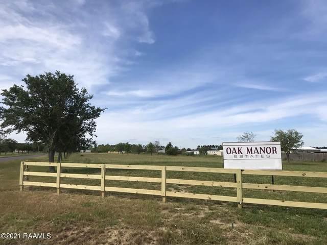134 Oak Manor Road, Rayne, LA 70578 (MLS #21006615) :: Keaty Real Estate