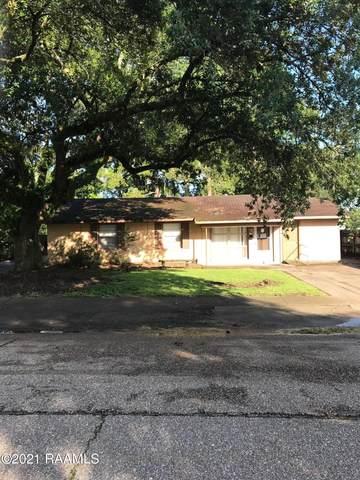 406 Orange Grove Drive, New Iberia, LA 70560 (MLS #21006619) :: Keaty Real Estate