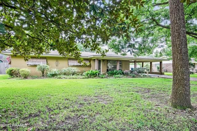 220 Woodvale Avenue, Lafayette, LA 70503 (MLS #21006621) :: United Properties