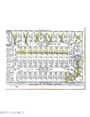 214 Gaynor Drive, Scott, LA 70583 (MLS #21006659) :: United Properties