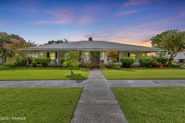 100 Agape Circle, Lafayette, LA 70508 (MLS #21006664) :: Keaty Real Estate