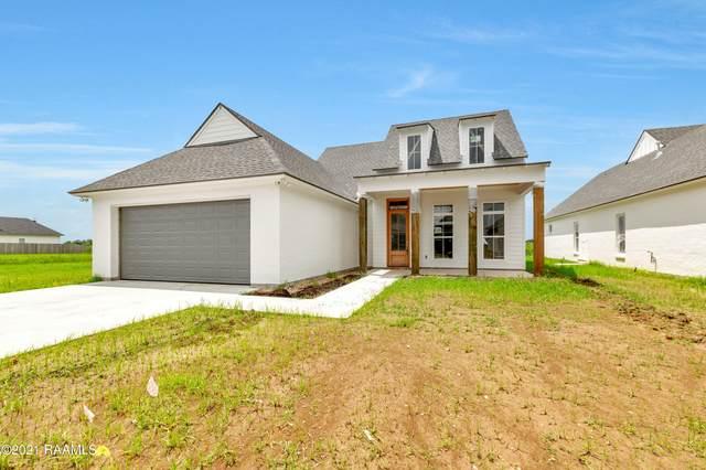 124 Big Lake Run, Youngsville, LA 70592 (MLS #21006669) :: Keaty Real Estate