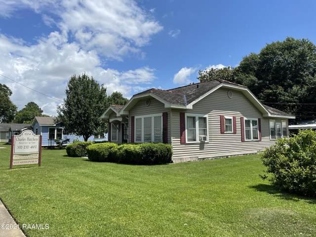1704 W University Avenue, Lafayette, LA 70506 (MLS #21006673) :: Keaty Real Estate