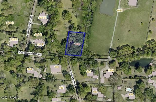 1001 Bayou Tortue Road, Broussard, LA 70518 (MLS #21006688) :: Keaty Real Estate