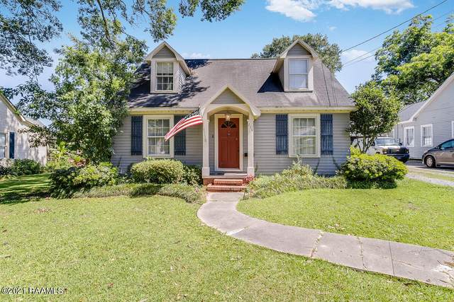 214 3rd Street, Abbeville, LA 70510 (MLS #21006699) :: United Properties