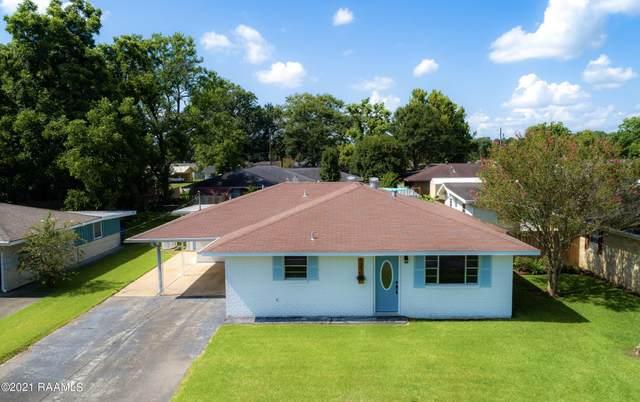 1350 Clifford Avenue, Eunice, LA 70535 (MLS #21006737) :: Keaty Real Estate