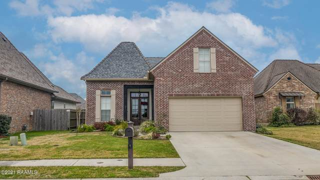 409 Habitat Ridge Drive, Broussard, LA 70518 (MLS #21006738) :: Keaty Real Estate