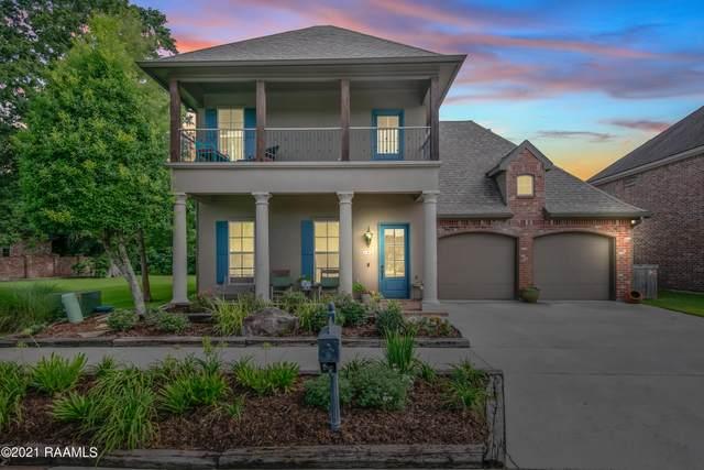 304 N Montauban Drive, Lafayette, LA 70507 (MLS #21006746) :: Keaty Real Estate