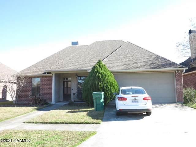 117 Cedar Hills Drive, Youngsville, LA 70592 (MLS #21006781) :: Keaty Real Estate
