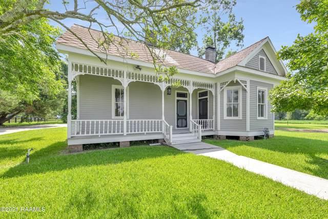 6706 Hwy 31 Opelousas, Opelousas, LA 70570 (MLS #21006782) :: Keaty Real Estate