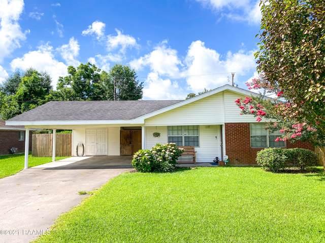 814 Saint Leo, Lafayette, LA 70501 (MLS #21006784) :: Keaty Real Estate