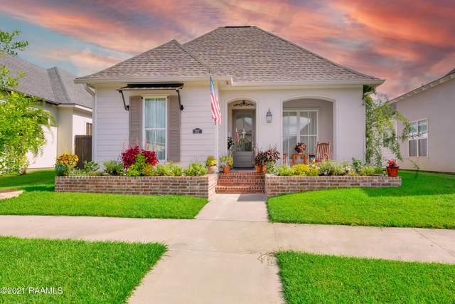 107 Rue Gambetta, Lafayette, LA 70507 (MLS #21006785) :: Keaty Real Estate