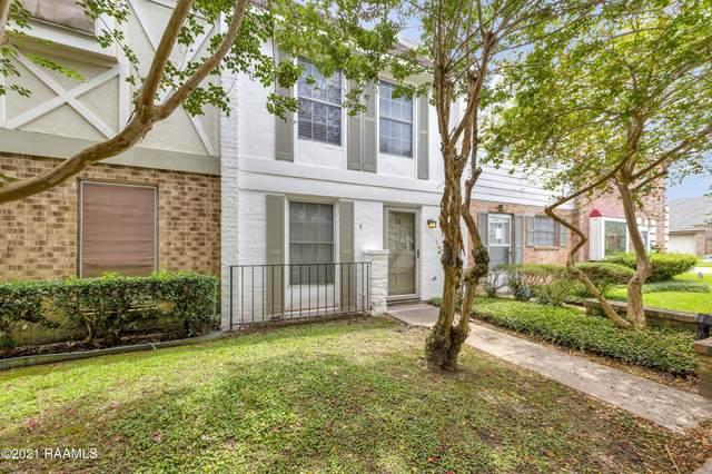 1318 Dulles D, Lafayette, LA 70506 (MLS #21006786) :: Keaty Real Estate