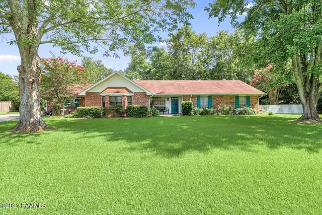 130 Demas Drive, Lafayette, LA 70506 (MLS #21006797) :: Keaty Real Estate