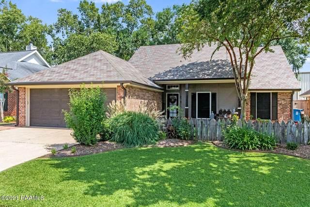 116 Bronze Medal Drive, Lafayette, LA 70506 (MLS #21006798) :: Keaty Real Estate