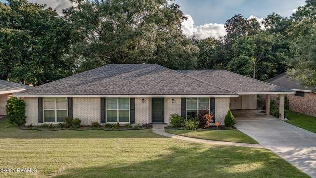 322 Elmwood Drive, Lafayette, LA 70503 (MLS #21006816) :: Keaty Real Estate